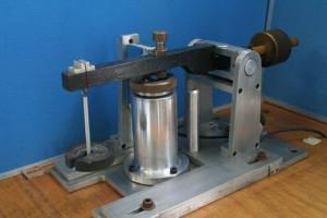 Rugged Design Abrasion Tester