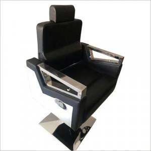 SS Adjustable Salon Chair