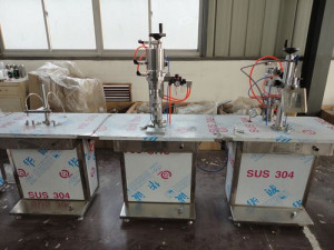 Inhaler Aerosol Filling Machine