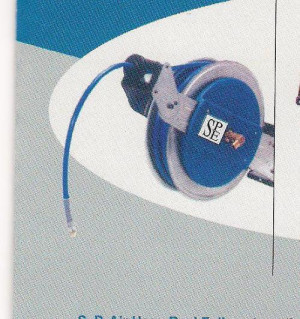 Fully Automatic Air Hose Reel