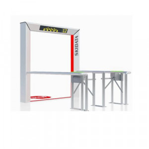 Access Solution Easy Boarding Gate