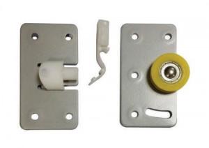 IPSA SL57 Sliding Roller for Wooden Door, Capacity 1 Door Set, One Set