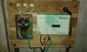 Cellphone Motor Starter Controller MS2
