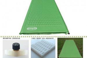 Self inflatable Mattress/Yoga-Meditation Mat