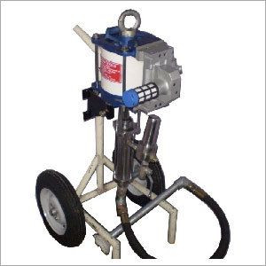 Air Assisted Airless Spray Painting