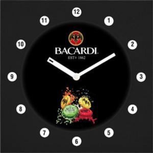 Designer Black Wall Clock