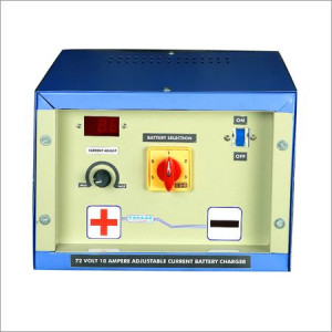 Adjustable Current Battery Charger