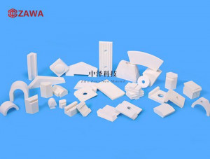 Alumina Special Shaped Tile