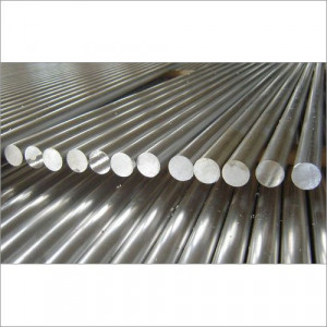 420 SS Solid Round Bar