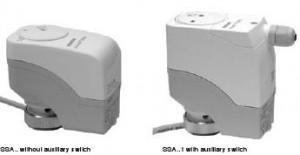 SIEMENS Actuator for PIBCV