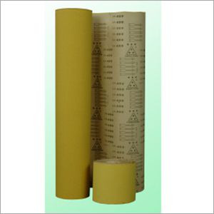 Non Loading Abrasive Paper Roll