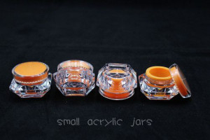 DD Series Acrylic Jar
