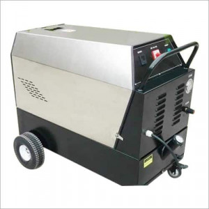 Hot Cold Water Jet Cleaning Machine