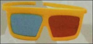 3D Modern Glasses