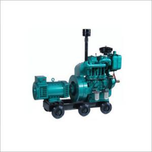 Air Cooled Silent Generator