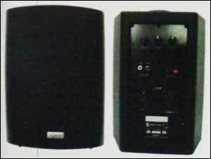 Active 2 Way Speaker System