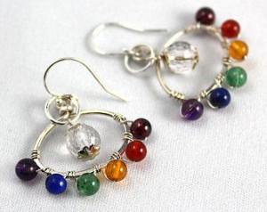 7 Chakra Earings