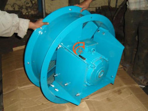 Tube Axial Cooling Fan