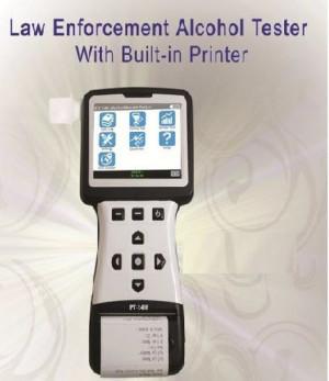 Alcohol Breath Analyzer With Inbuilt Printer (PT-240P)