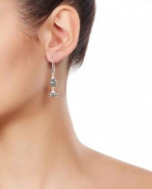 Silver Jekleen Dangle Sterling Earring For Women