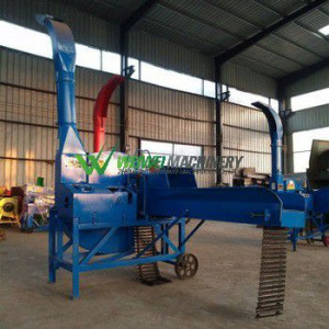 Weiwei Factory 9ZP-6.5 Series Chaff Cutter For Feed Processing