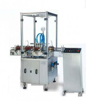 Automatic Vertical Air Jet Cleaning Machine NVAJC