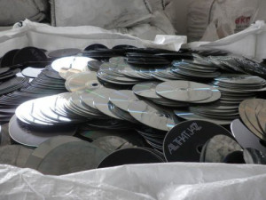 All Type CD-DVD Scrap