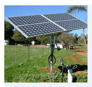 Domestic AC Solar Pump