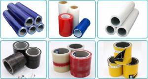 High Temperature Resistance Plastic Adhesive Film