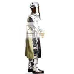 Aluminium Fire Suith Garment