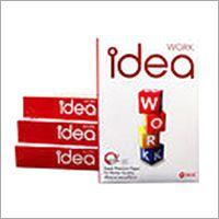 Idea 80gsm A4 Size Paper