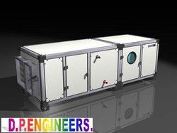 Panel Air Cooling Unit