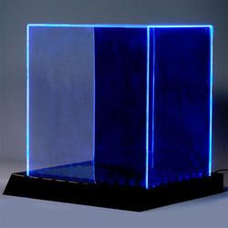 Acrylic Lighted Display Case
