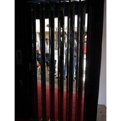 Accordion Door Stainless Steel