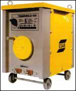 Transweld 400 - Air cooled welding transformer