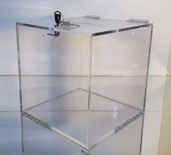Acrylic Drop Box