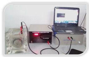 Rapid Chloride Permeability Tester