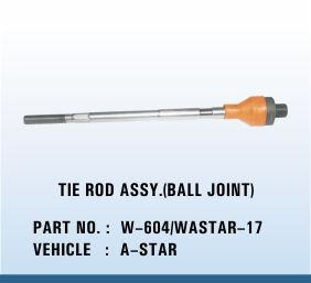 A STAR TIE ROD ASSY.(BALL JOINT)
