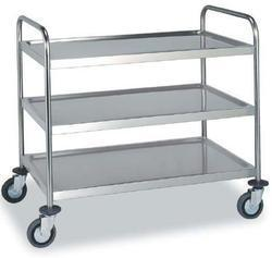 3 Tier Trolley with Handle