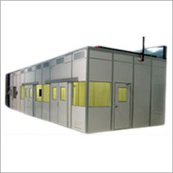 Clean Room Air Conditioning System