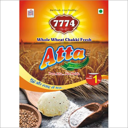 5 Kg Whole Wheat Chakki Fresh Atta