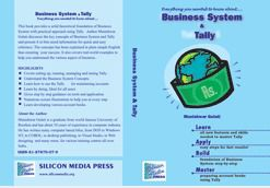 Book on Accounting & Tally ERP 9