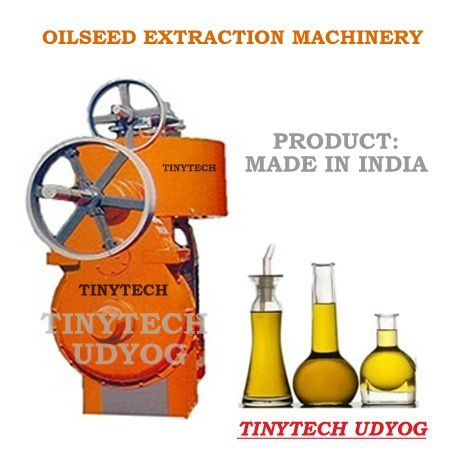 Oilseed Extraction Machinery