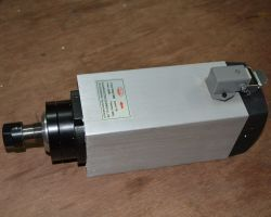 TS-46 4.5KW Spindle Motor (Square Air Cooled)