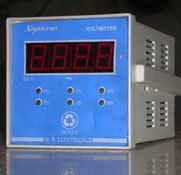 AC Volt Meter