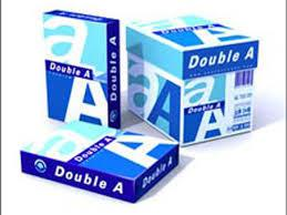 Double A A4 Size Copy Paper