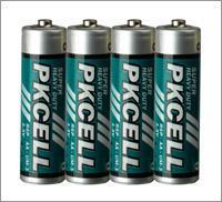 PKCELL R03P Super Heavy Duty AAA Battery