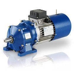 AC Operated Geared Motor