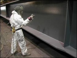 Industrial Airless Spray Painting Service