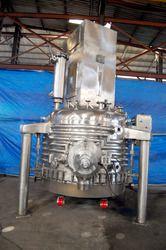 Agitated Nutsche Filter Dryer Machine